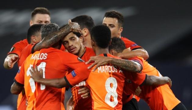Szachtar pokonał Bazyleę i awansował do półfinału Ligi Europy