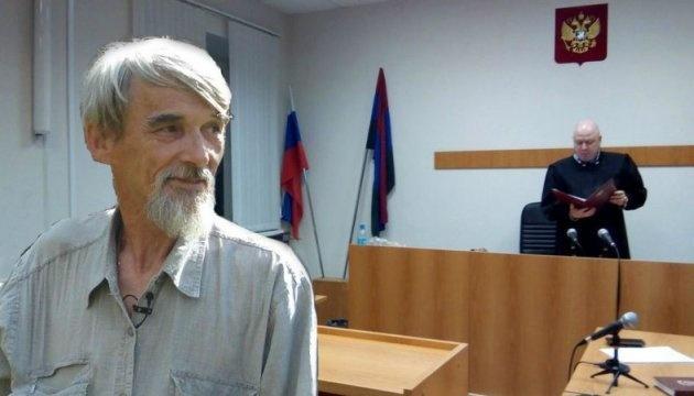 Засуджений у РФ історик Дмитрієв: У Сандармоху з'явиться ще один пам'ятний хрест