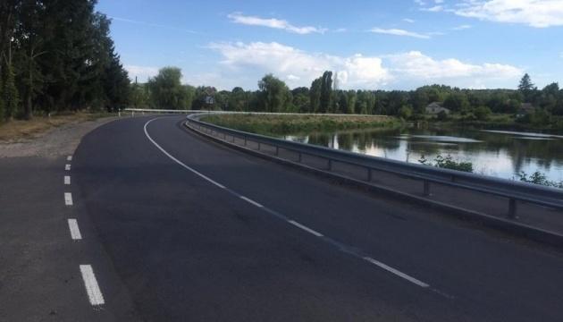 На Вінниччині ремонтують дорогу місцевого значення за 79 млн грн
