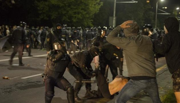 ЗМІ дізналися ім'я загиблого під час протестів у Білорусі