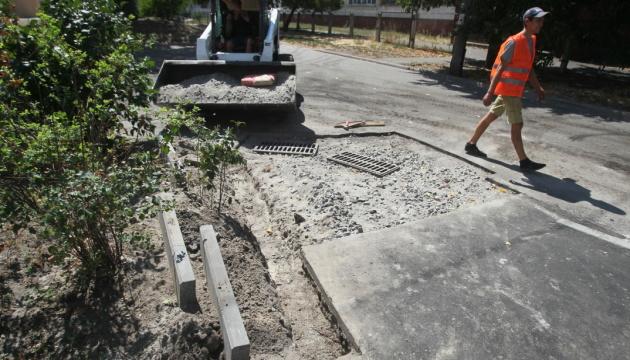 Киев не заплатит подрядчикам за некачественные ремонты дворов