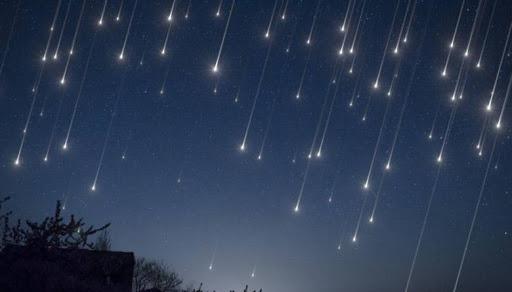 Этой ночью украинцы увидят пик звездопада Персеиды