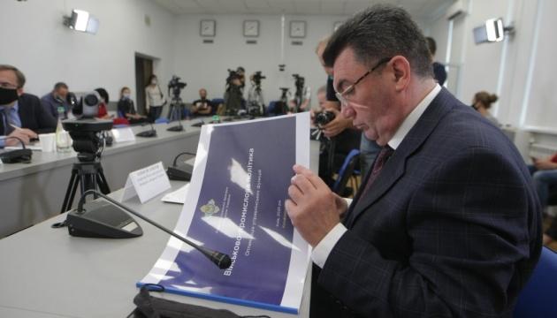 Данілов не відкидає будь-якого розвитку подій у Білорусі: Це питання і нашої нацбезпеки