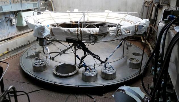 """У Дніпрі провели вогневі випробування двигунів для нової ракети """"Циклон-4"""""""