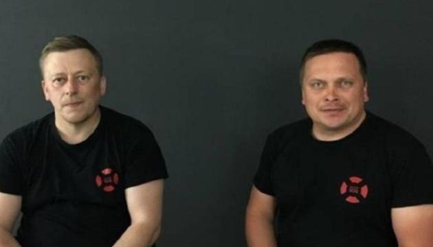 ミンスクにてウクライナ国民3名拘束=外相
