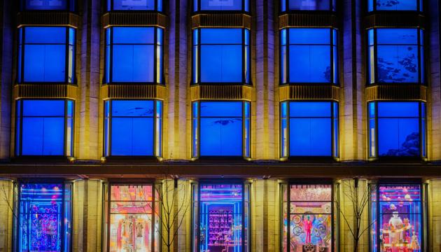 Вітрини київського ЦУМу стали найкращим проєктом року на міжнародному конкурсі