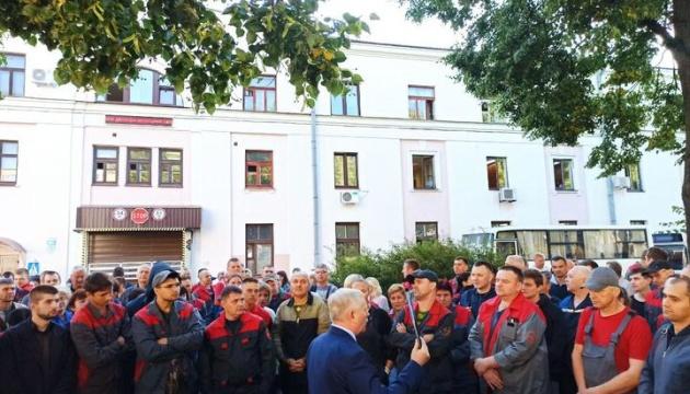 У Білорусі протестувальники знову виходять на вулиці