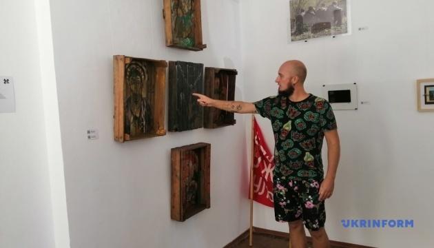 У Херсоні представили сучасне іронічне мистецтво херарту