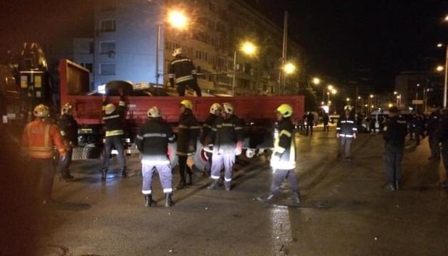 Протесты в Болгарии: силовики снесли палаточный городок