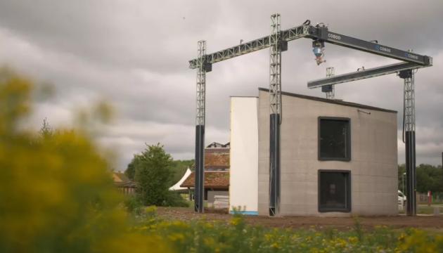 Найбільший 3D-принтер Європи