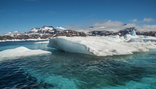 Глобальне потепління привело Гренландський крижаний щит до точки неповернення