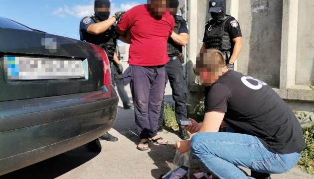 СБУ задержала в Житомире боевика