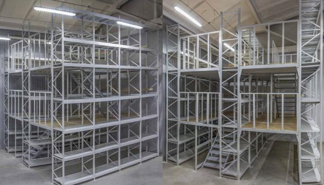 Огляд складського обладнання з металу