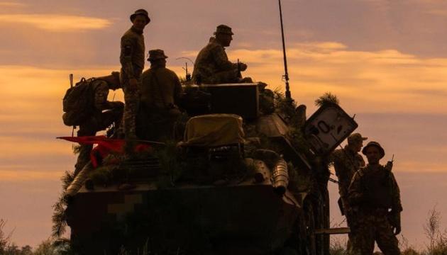 На Донбасі за місяць - жодного випадку застосування важкого озброєння