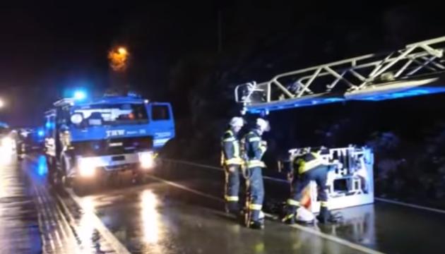 У Німеччині зазнала аварії повітряна куля: пілот загинув, сім пасажирів поранені