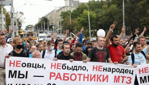 Опозиція у Білорусі заявляє про