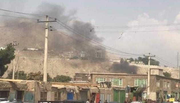 Кабул обстреляли ракетами, есть раненые