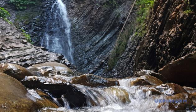 Фотопутешествие: Женецкий водопад