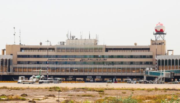"По аеропорту Багдада запустили ракету з ""Катюші"""