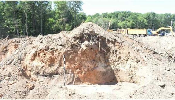 Газовики на Полтавщині нищать унікальне скіфське городище - археологи