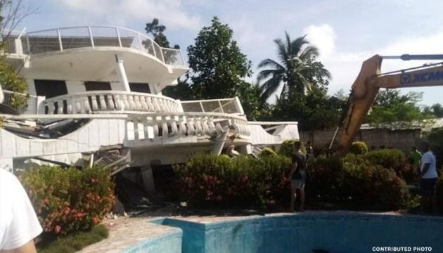 На Філіппінах внаслідок землетрусу двоє людей загинули й 170 постраждали