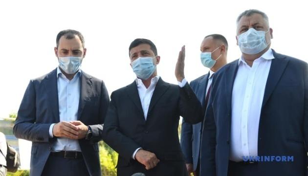 Зеленський висловився за перезавантаження Укртрансбезпеки