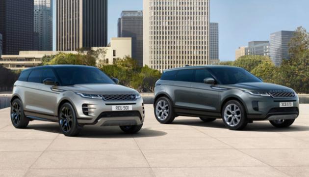 Второе поколение Range Rover Evoque — новый уровень совершенства