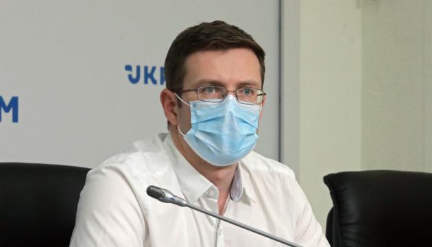 Украина ожидает поставок 7,7 миллиона доз вакцины в июле - главный санврач