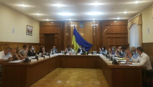 ЦВК внесла зміни до територіальних виборчкомів