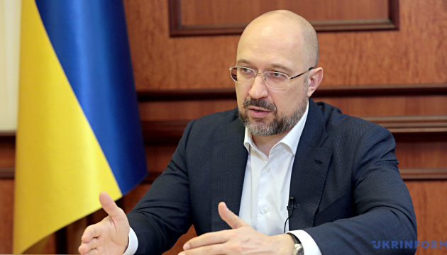 Шмигаль анонсував велике будівництво зрошувальних систем на Півдні України