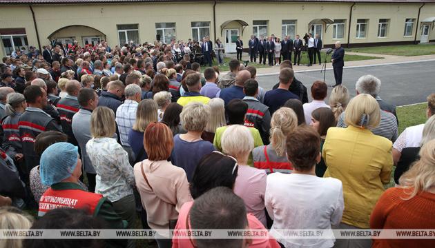 Лукашенко считает, что США причастны к ситуации в Беларуси