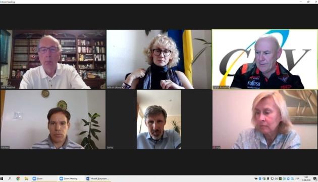 Представники МЗС та СКУ обговорили координацію зусиль щодо поширення інформації про Голодомор у світі