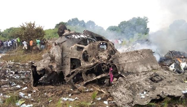 Аварія літака у Південному Судані: очевидці повідомляють про 17 загиблих