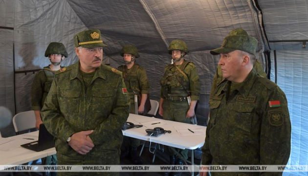 Лукашенко лякає білорусів зловмисними силами із Заходу