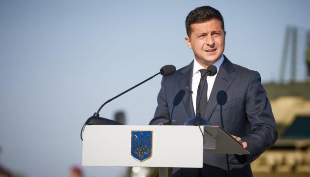 ゼレンシキー大統領「私がルカシェンコ氏なら、1か月後に選挙をする」