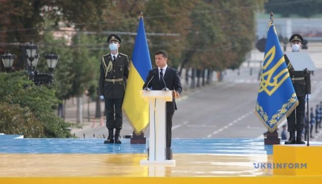 Зеленский: В Украине нет регионов
