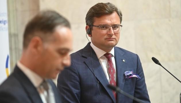 「露がベラルーシで立場を強化するのはウクライナの国益に反する」=クレーバ外相