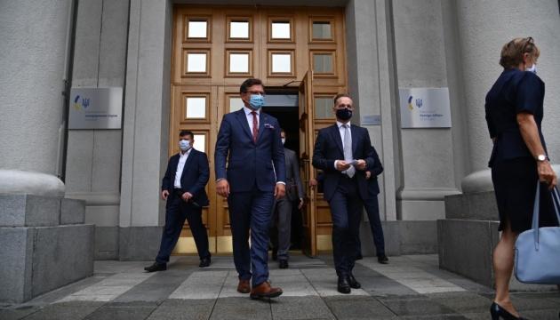 Kuleba erhofft Treffen der Außenminister im Normandie-Format im September