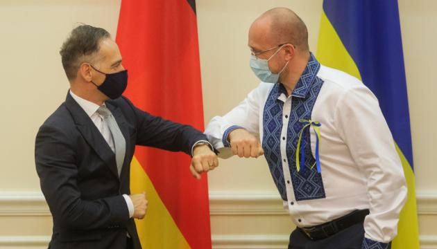Шмигаль обговорив з Маасом економічний форум у Берліні