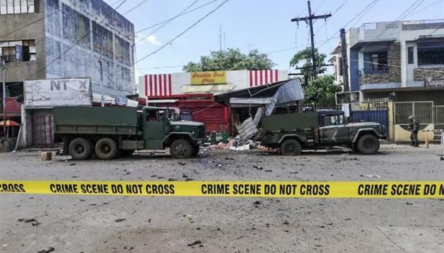 Взрывы на Филиппинах: уже 14 погибших и 75 раненых