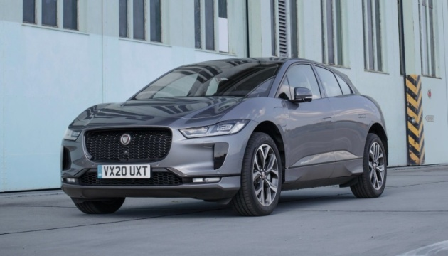 Jaguar представив люксовий електрокар