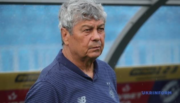 Перший трофей Луческу з «Динамо»?