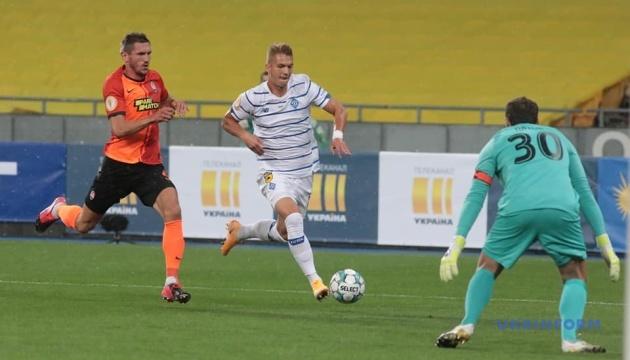 «Динамо» обіграло «Шахтар» у матчі за Суперкубок України