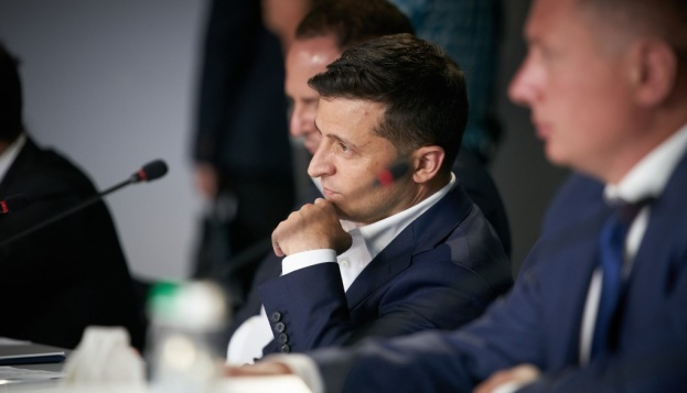 Zelensky introduces new chairman of Cherkasy region