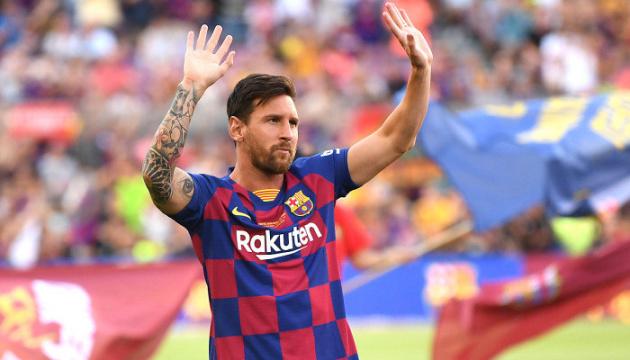 Мессі заявив про бажання піти з «Барселони»
