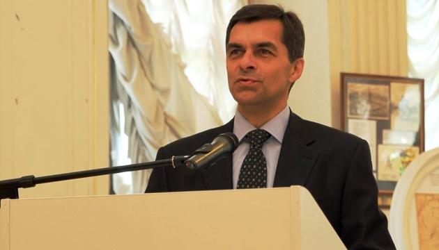 Ukrainian government appoints Zhmak head of Ukrzaliznytsia