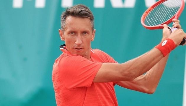 Стаховський зачохлив ракетку на турнірі АТР у Празі