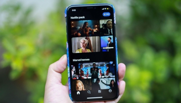 Застосунок від українських розробників обійшов TikTok та Instagram в App Store