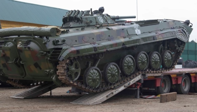 Ukrainian military to take part in Combined Resolve XIV exercise in Germany