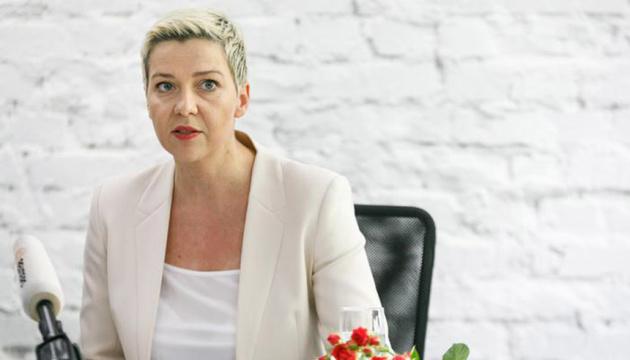Членкиня Координаційної ради Колесникова відмовилася свідчити проти себе у Слідкомі Білорусі